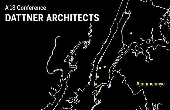 Dattner Architects, AIA Conference on Architecture, New York, NY