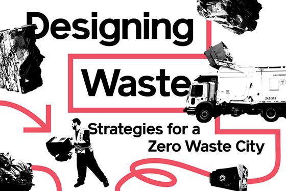 Dattner Architects, Designing Waste Symposium