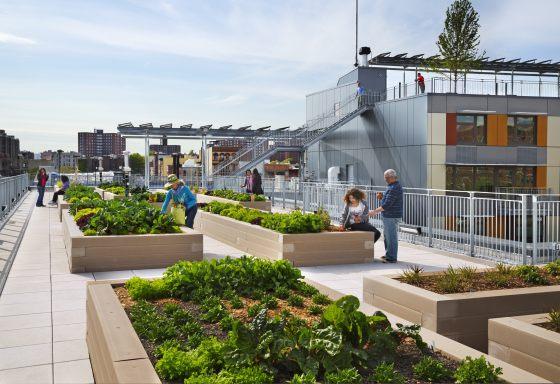 Dattner Architects, Via Verde, Bronx, NY