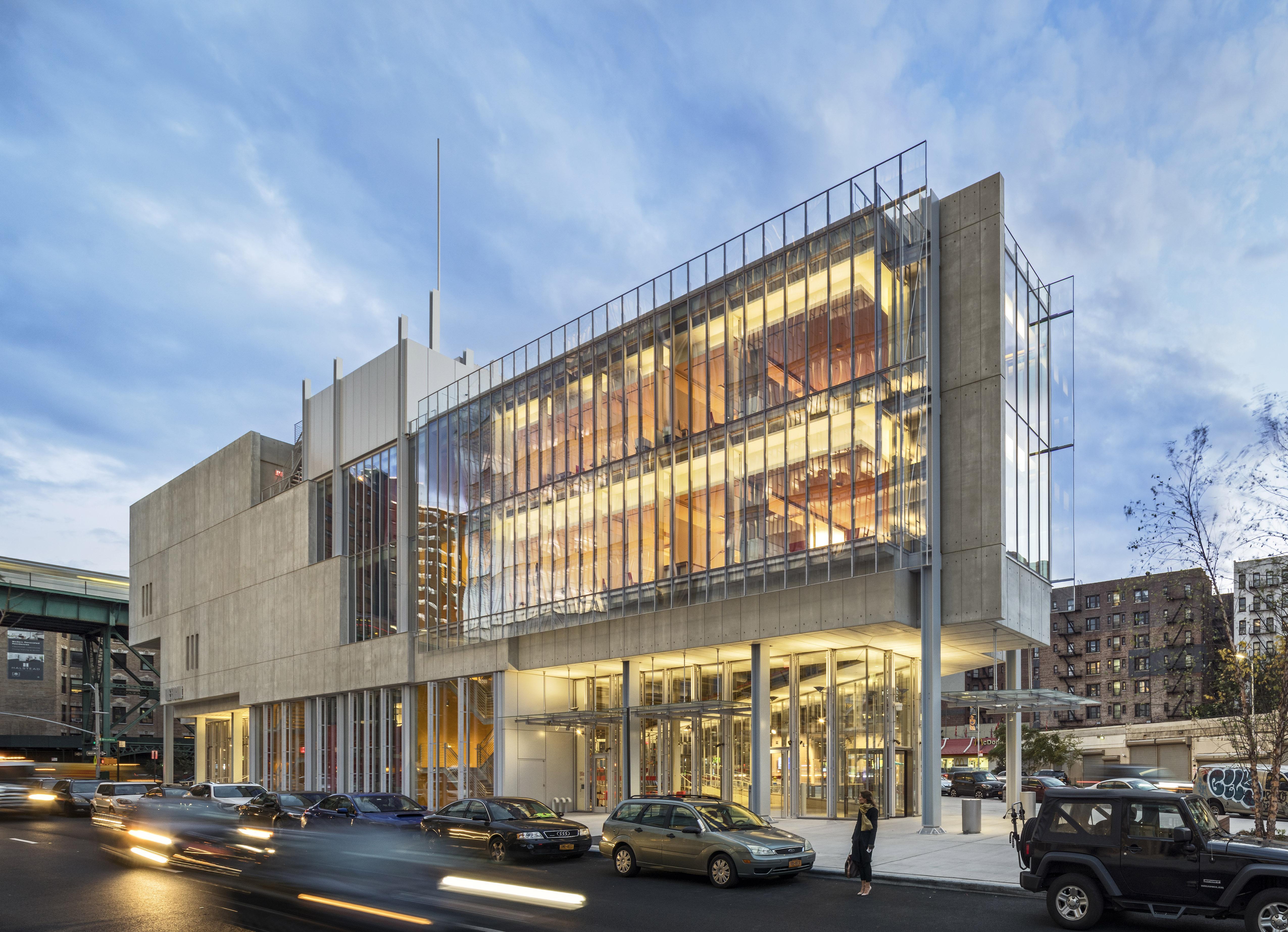 ULI New York Awards, Dattner Architects, The Forum at Columbia University