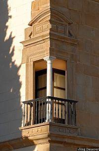 Balcony and Column | Jrg Dauerer, Photography