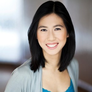 Headshot of Louisa Zhu