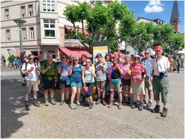 Kletterausrüstung Weil Am Rhein : Rheinsteig teil vier lorch u2013 wiesbaden
