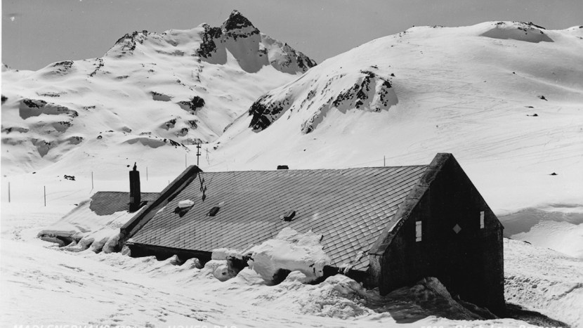 Madlenerhaus 1952