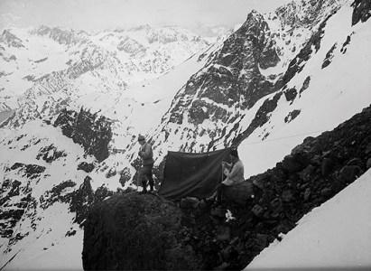 El Morado – Relato del Primer Ascenso