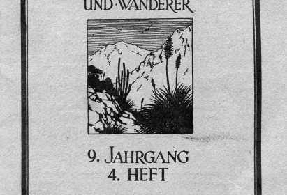 Revista Andina 1931 Heft 4 (San José Heft)