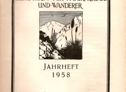 Revista Andina 1958