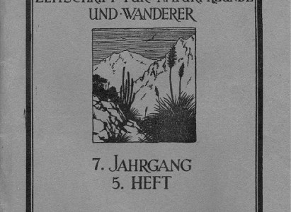 Revista Andina 1929 Heft 5