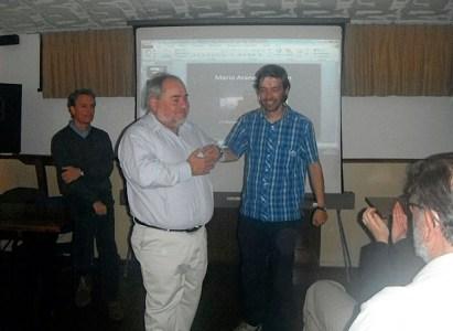 Asamblea general de socios DAV 2012