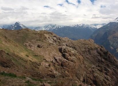 Ascenso a los cerros Matancilla y Muela del Diablo
