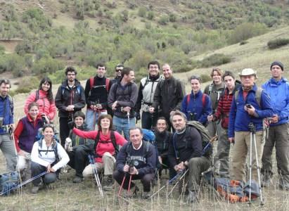 Trekking de ascenso a Cerro El Durazno