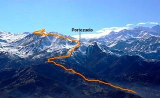 Trekking Cerro Carpa (2.776 msnm) – Domingo 8 de julio