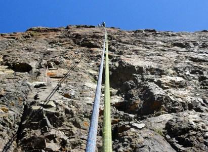 Curso Escalada en Roca de Varios Largos