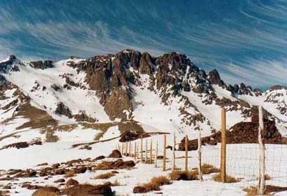 Ascención Cerro Piuquencillo (4.047 msnm) – 28 y 29 de julio