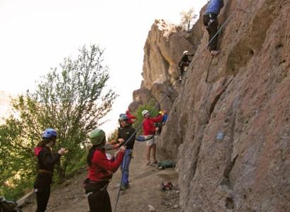 Salida de escalada a Río Blanco – 30 de septiembre y 1 de octubre