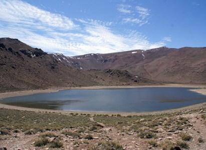 Trekking Laguna Copín