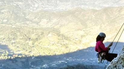 Salida 2 días escalada Quebrada Alvarado 29 y 30 Sept.
