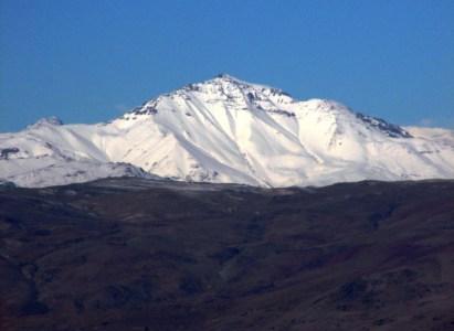 Ascensión Cerro Peladeros, cajón del Maipo – 29 y 30 de Septiembre