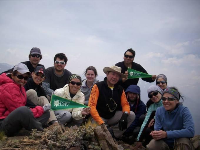 foto cumbrera cerro carpa