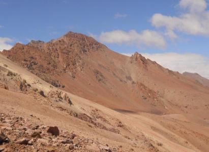 Ascenso Cerro Cepo – 6 y 7 de Abril