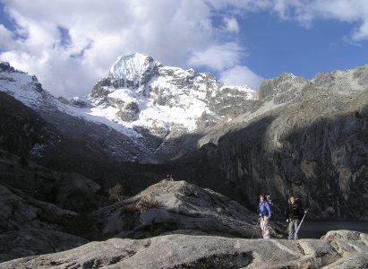 Trekking y Montaña en la Cordillera Blanca – Perú