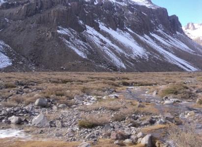 Ascenso cerro San Josecito – Refugio Plantat – 8 y 9 de junio