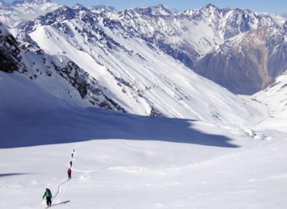 Curso Montañismo Invernal