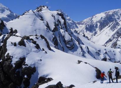 Ascenso Cerro Rubillas Sur – 11 de Agosto