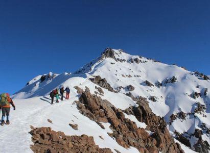 Ascenso Cerro San Gabriel (3.125 msnm) – 24 y 25 de agosto