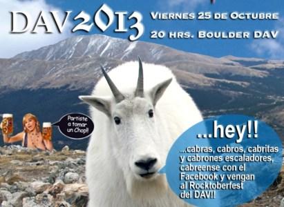 Rocktoberfest DAV 2013