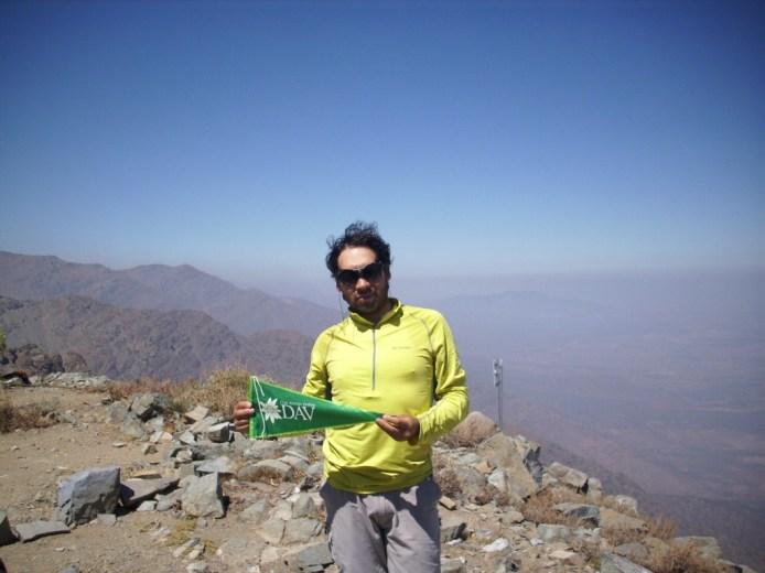 Cerro La Cruz (tomada desde Las Antenas)