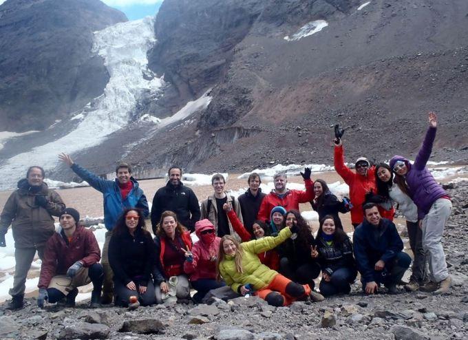 Cumbre Glaciar