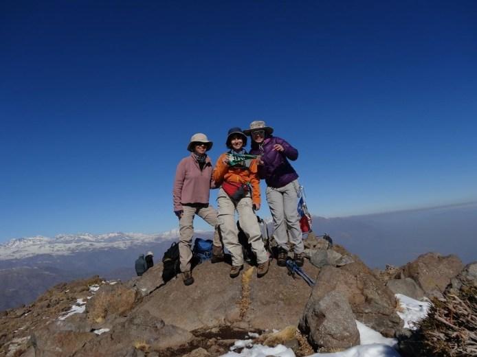cumbre cerro conchali