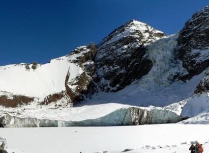 Trekking Glaciar Colgante El Morado – Sábado 8 de febrero
