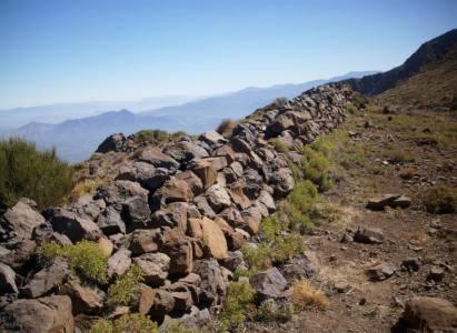 Ascenso Cerro Las Minillas – 23 de Agosto