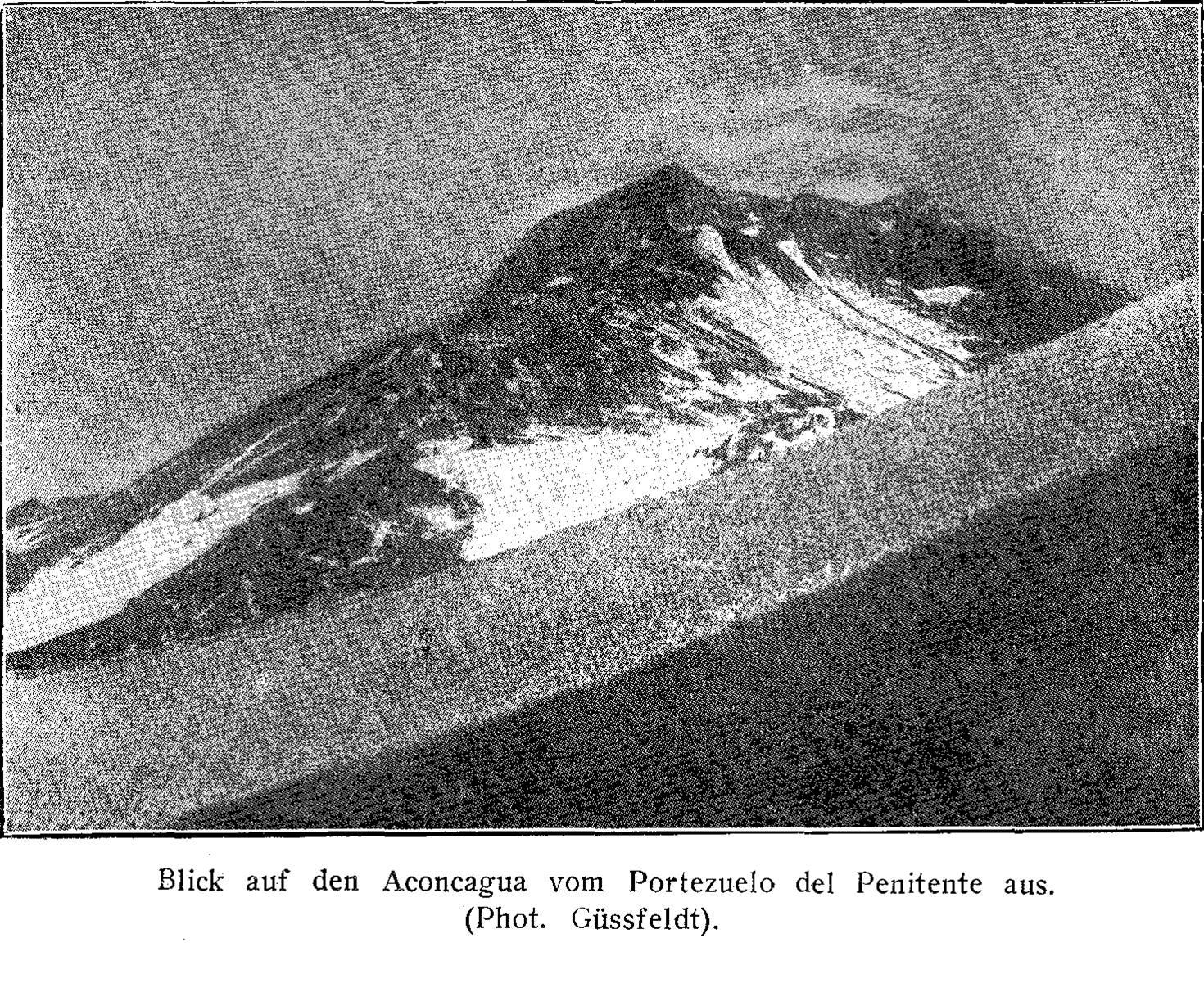Segundo Intento de Ascenso –  Traducción del relato de Paul Güssfeldt del segundo intento de ascenso al Aconcagua en 1883