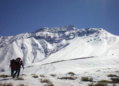 Ascenso Cerro San Gabriel – 13 y 14 de Septiembre
