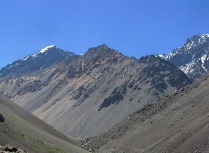 Salida Cerro Hornitos – 18 de Octubre