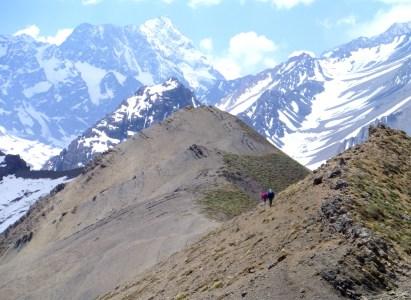 Ascenso Cerro Punta Ventanas – Sábado 29 de noviembre