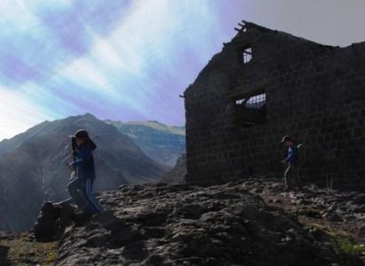 Salida de trekking en Raquetas o Randonee al Refugio Alemán La Parva – Sabado 05 Agosto