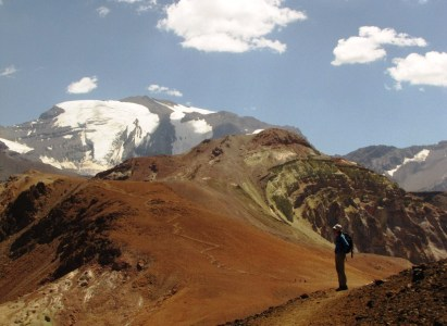 Ascenso Cerro Pintor – Sábado 21 de Enero