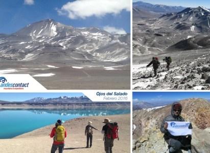 Expedición Ojos del Salado AndesContact / 20 febrero – 1 de marzo 2016