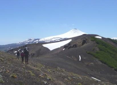 Trekking en la región de la Araucanía 22 al 26 de Febrero