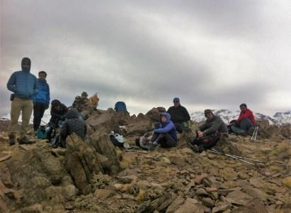 Salida Cerro Carpa – 17 de julio (cupos llenos)