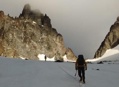Relato Ascenso Cerro Palo por Pedro Binfa