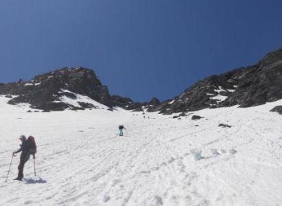 Cerro Rubillas sábado 27 de Agosto