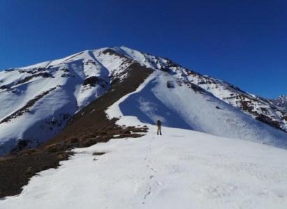 Salida Cerro La Colorada (22 de Julio de 2017)