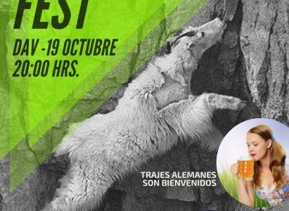 Rocktoberfest 19 de Octubre