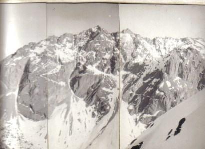 Salida guiada de Montaña, Cerro Catedral RM, 18-19 Noviembre
