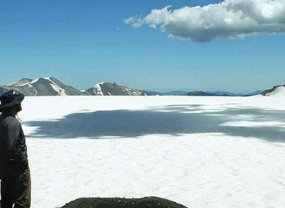 Salida Randonnée: Nevados de Sollipulli 11 y 12 de Noviembre